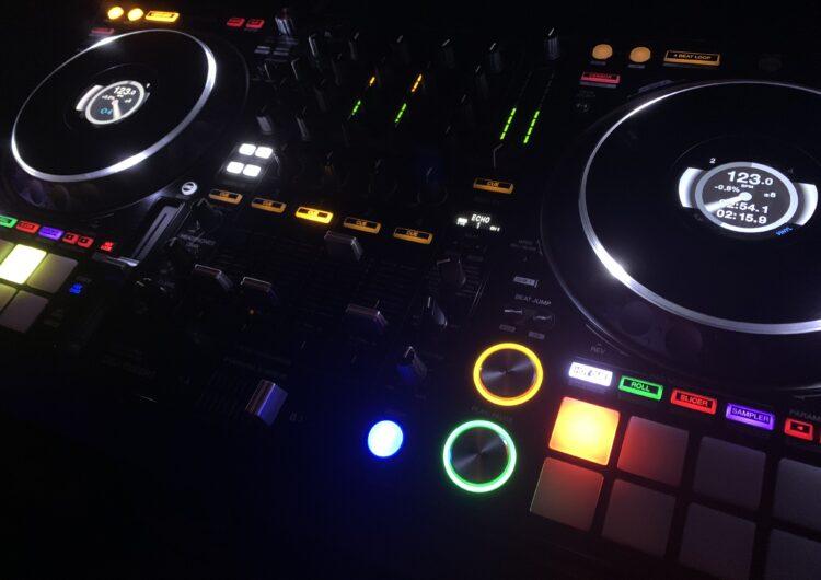 DJ基本テクニック【ピッチ 調整、BPMとカットイン】